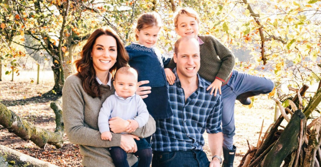 Royal Family: The Bedtime Routine For Kate And William's Kids