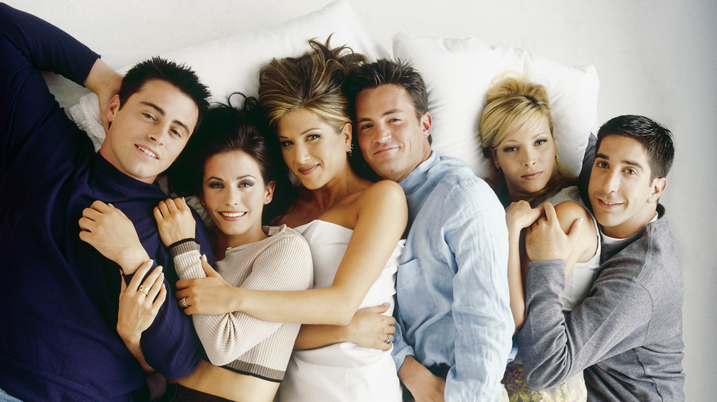 15 surprising things you never knew about 'Friends'