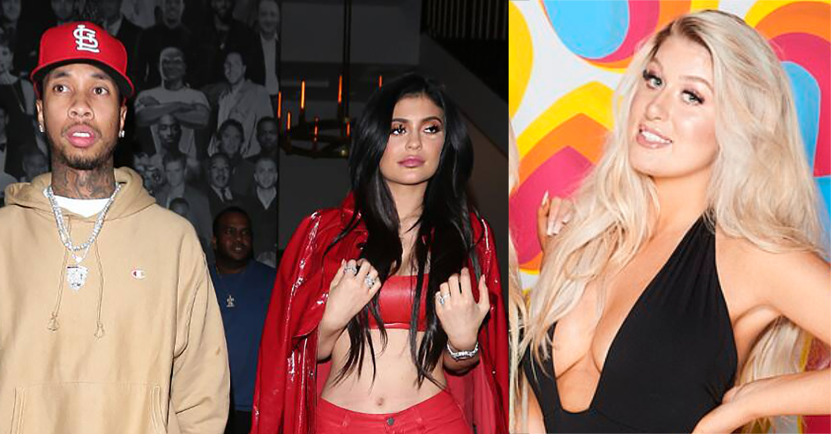 Love Island Eve's Relationship With Kylie Jenner's Ex Revealed