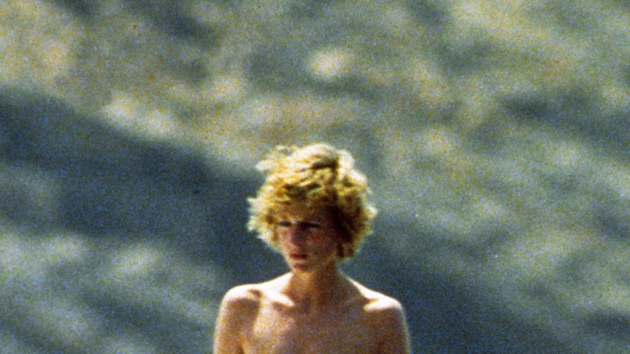 Nude lady di Lady Diana