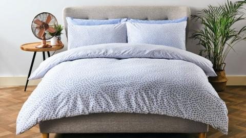 Aldi is selling a cooling bedding range for hot summer nights with prices from £3.99