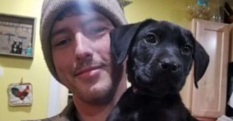 A Man With Hearing Difficulties Taught His Deaf Dog Sign Language