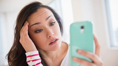 Your Forehead Wrinkles Can Tell a Lot About Your Health