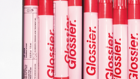 Glossier's Zit Stick is the blemish emergency plan we all need