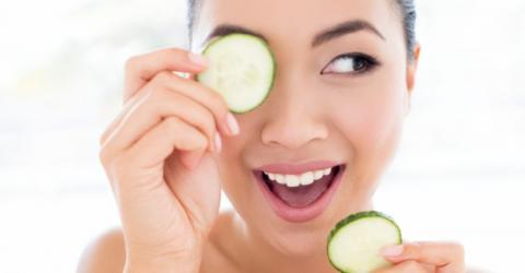 Three Homemade Cucumber Beauty Products To Get Your Skin Glowing Like Never Before