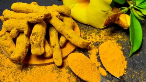 Turmeric, a spice that has the power to transform your skin