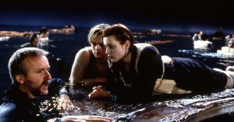 Kate Winslet Just Revealed Something Shocking About The Ending Of Titanic