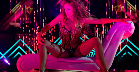 Jennifer Lopez Posed Looking Sexier Than Ever In Quite A Revealing Bodysuit