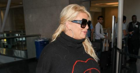 Jessica Simpson Has Dropped 8 Stone Since Giving Birth Six Months Ago