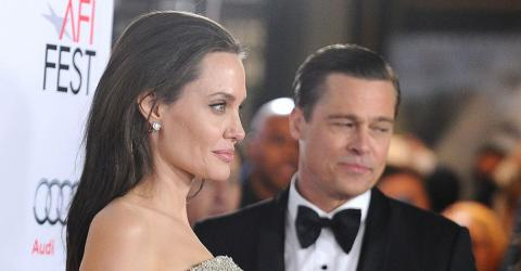 'Maleficent' Angelina Jolie Throws Shade at Brad Pitt In Most Recent Interview