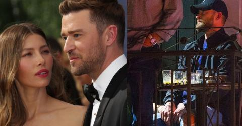 Is Justin Timberlake Cheating on Jessica Biel?