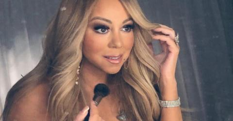 Mariah Carey's Got The Most Insane Engagement Ring We've Ever Seen