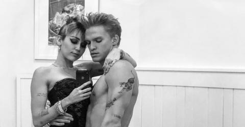 Cody Simpson Spotted With Playboy Model In New York As Miley Posts Sad Tweets