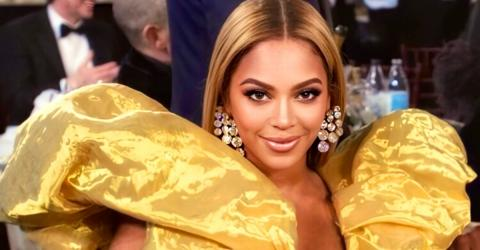 Queen B Slammed For Her Reaction At Joaquin Pheonix' Win At The Golden Globes