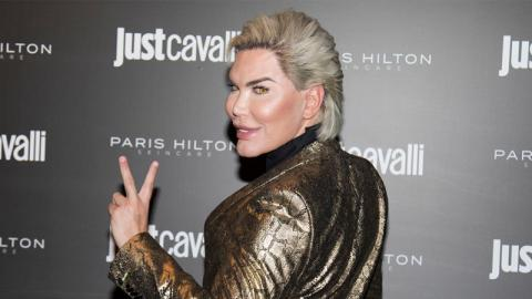 The Human Ken Doll Rodrigo Alves Is Committing To Change Fully Into Barbie