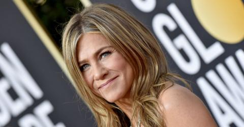 Could Jennifer Aniston Be Engaged Again? Fans Have Spotted A Ring On Her Finger!