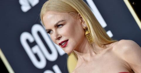 Nicole Kidman Revealed Her Natural Hair Texture And It's Not At All What We Expected!