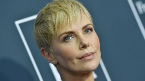 Charlize Theron Wows Fans With Stunning Look In Santa Monica