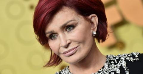 X-Factor Judge Sharon Osbourne Looks Unrecognisable With A Dramatic Hair Transformation