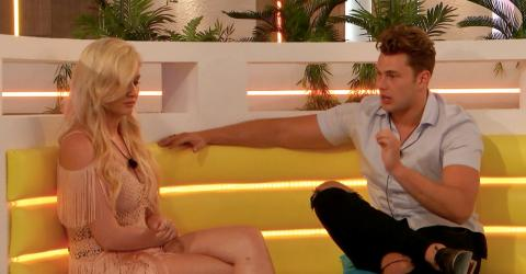 Love Island's Amy Hart reveals she's still in therapy after humiliation by Curtis