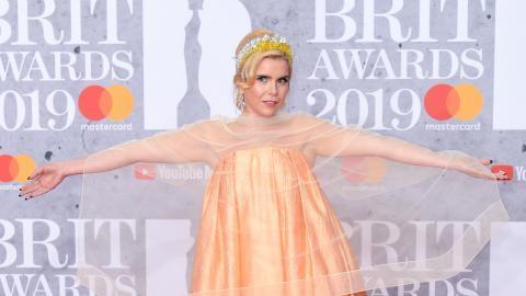 Paloma Faith has finally let slip the gender of her 3-year-old child