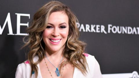 Alyssa Milano Posts Video Showing the Shocking Consequences of COVID-19 on Her Body