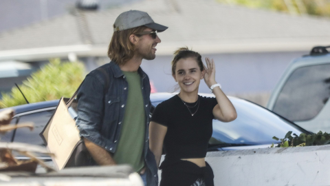 Emma Watson is now off the market... But who else dated this Harry Potter star?