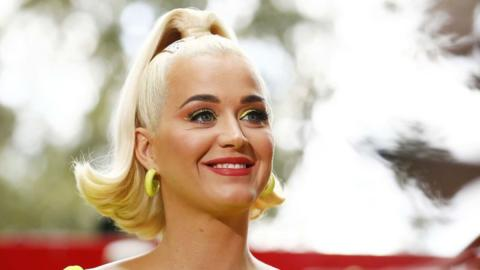 Katy Perry Proudly Unveils Her Post-Partum Body