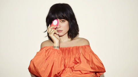 #IMasturbate: Lily Allen has just come out with her very own sex toy