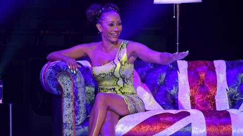 Mel B 'bedridden' by COVID after five weeks of fighting the virus