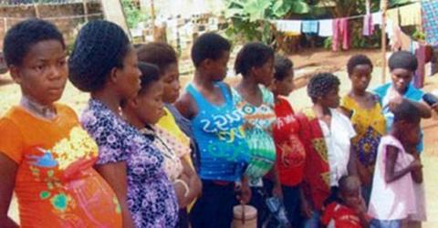 Nigerian Police Rescue 19 Young Women from 'Baby Factory'