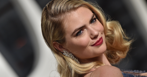 Kate Upton Wows Fans With Unretouched Beach Photoshoot