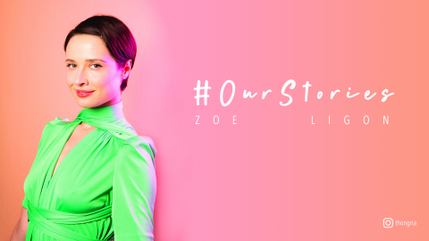 #OurStories: Zoë Ligon talks all things sex education and positivity