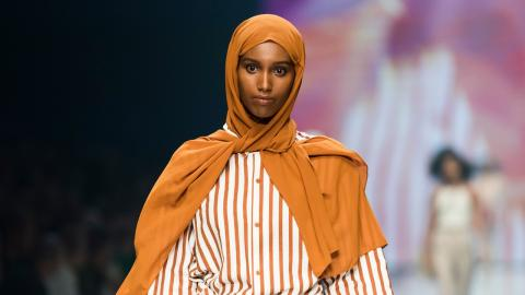 Modest fashion is still around, and it's here to stay