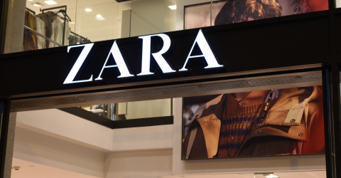 Zara Is Selling This Season's Must-Have Trousers For Just £13 As Part Of Their 'Special Prices' Collection