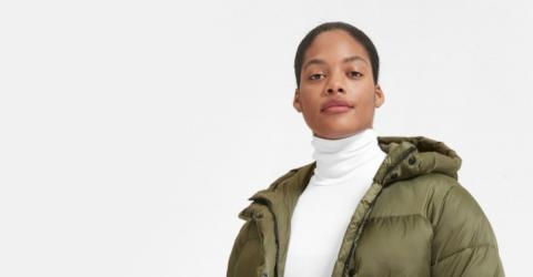 Don't Miss Out On This Puffer Coat Sale By Everlane