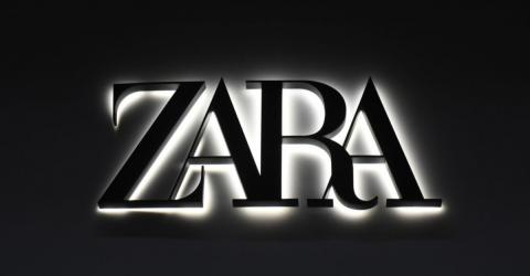 This White Shirt With Jewelled Buttons From Zara Is Sure To Be A Best-Seller This Season