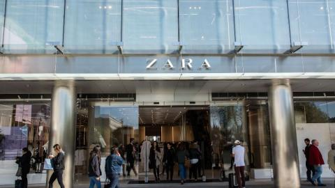 Zara Is Selling Your Future Favourite Shoulder Bag Of The Season, And For Less Than £16!