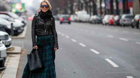These Zara skirts are going to make a killing this winter