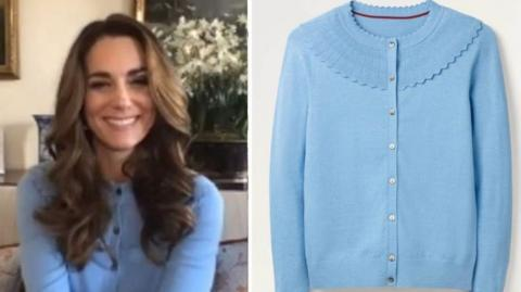You can now buy Kate Middleton's Boden cardigan
