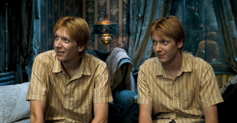 Harry Potter Fans Are Freaking Out Over This New Theory About The Weasley Twins