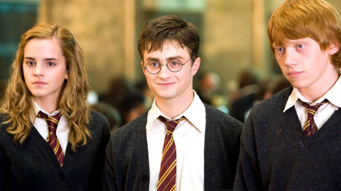 Daniel Radcliffe reveals he would return as Harry Potter... Under one condition