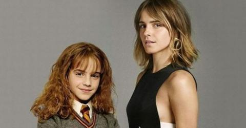 Emma Watson Wrote a Letter to Herself While Filming Harry Potter