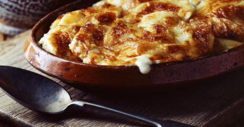Here Are 5 Tips To Make A Delicious French Gratin Dauphinois