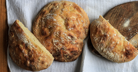 Here Are 5 Tips For Making Homemade Bread