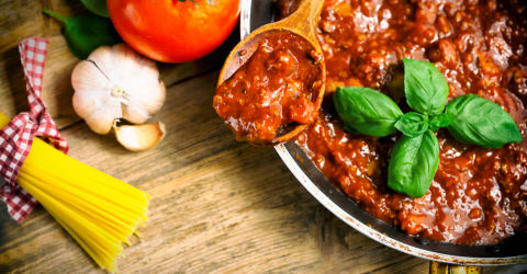 Here Are 5 Tips To Make A Delicious Homemade Bolognese Sauce
