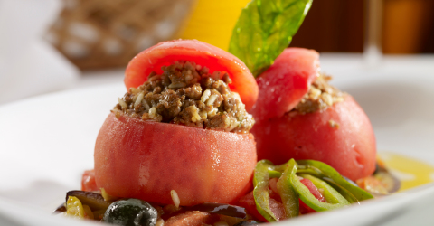 Here Are 5 Tips To Make Tasty Stuffed Tomatoes