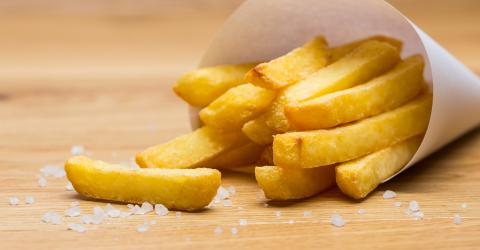 5 ways to make fries without a deep-fryer