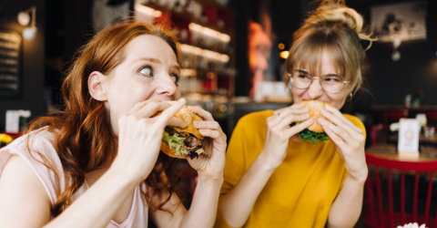 Fast-food triggers a disease that affects more than one million people