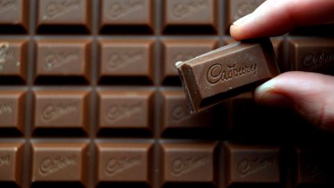 Cadbury is launching three new chocolate bar flavours!